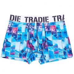 Tradie Work N' Surf Trunk MJ1656SK Beachin' Life Mens Underwear