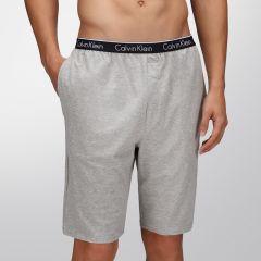 Calvin Klein CK One Cotton Short Knit NB1158 Grey Mens Sleepwear