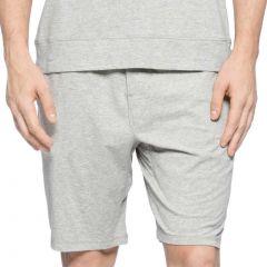 Calvin Klein CK One Lounge Shorts NM1795 Grey Heather Mens Sleepwear