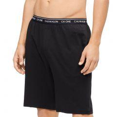 Calvin Klein CK One Lounge Shorts NM1795 Black Mens Sleepwear