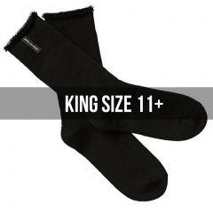 Explorer Original Wool Blend Socks King Size S1139 Black