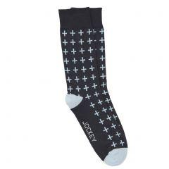 Jockey International Pattern Crew SYRD1N Assorted Mens Socks