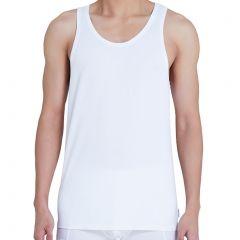 Calvin Klein Modern Cotton Tank 2-Pack NB1099 White Mens T-Shirt