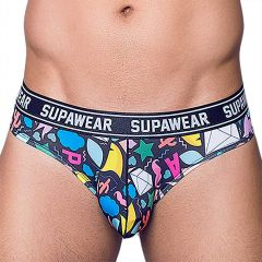 Supawear Brief U27PO Ink Mens Underwear