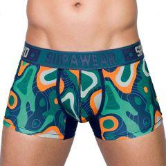Supawear Sprint Trunk U31SP Guerilla Green Mens Underwear