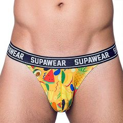 Supawear POW Thong U81PO Fruit Punch Mens Underwear