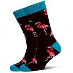 Mitch Dowd Flamingos Crew Socks XMDM514 Multi Mens Socks