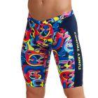 Funky Trunks Men's Training Swim Jammer FT37M Organica