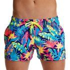 Funky Trunks Shorty Shorts FT40M Palm Off Mens Swimwear