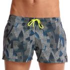 Funky Trunks Shorty Shorts Swim Short FT40M Pointillism Mens Swimwear