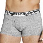Bonds Fit Trunk M333 Granite Marle Mens Underwear