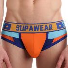 Supawear Spectrum Brief U22SP Blazing Orange Mens Underwear