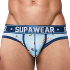 Supawear Sprint Brief U22SP Ice Cream Mens Underwear