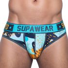 Supawear Sprint Brief U22SP Pop Mint Mens Underwear