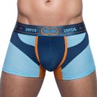 2EROS U31 Pegasus Trunk U3149 Mythical Blue Mens Underwear
