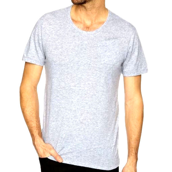 G-Star RAW NY Regular Deep T Shirt 84043 2757 110 Light Grey