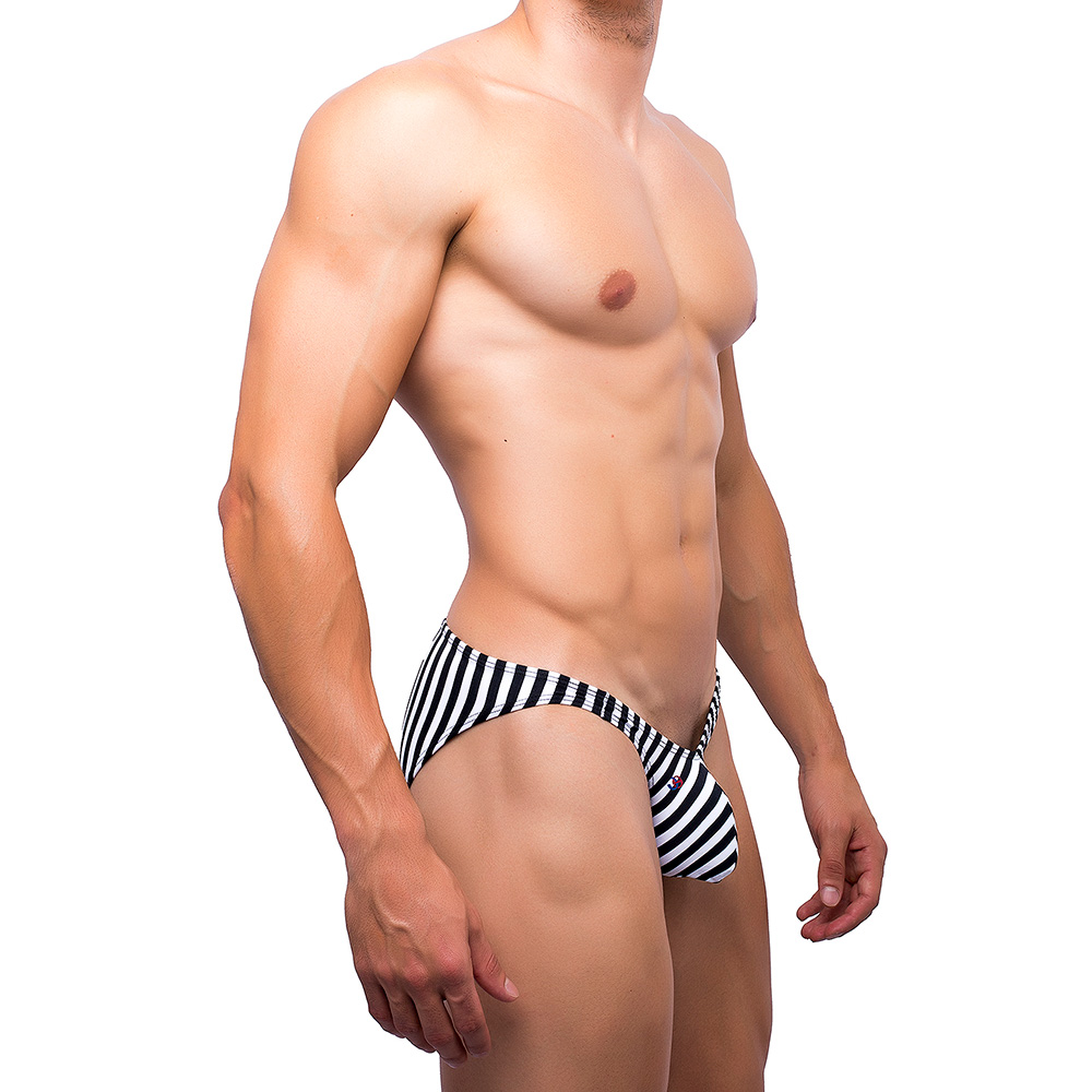 Joe Snyder Print Sexy Mens Bikini JSBUL04 Jail