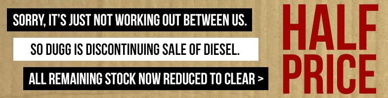 Diesel Underwear Clearance Sale