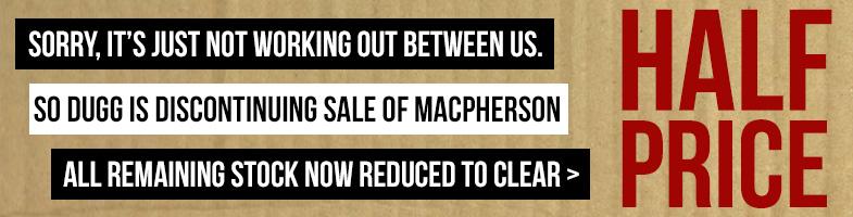 Macpherson Men Underwear Clearance