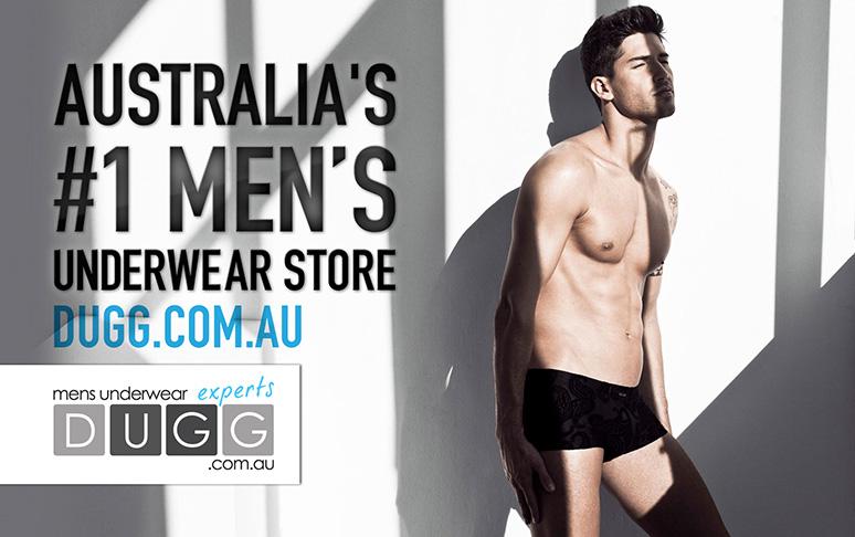 Men's Underwear Australia