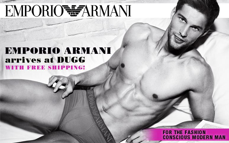 Armani Mens Underwear