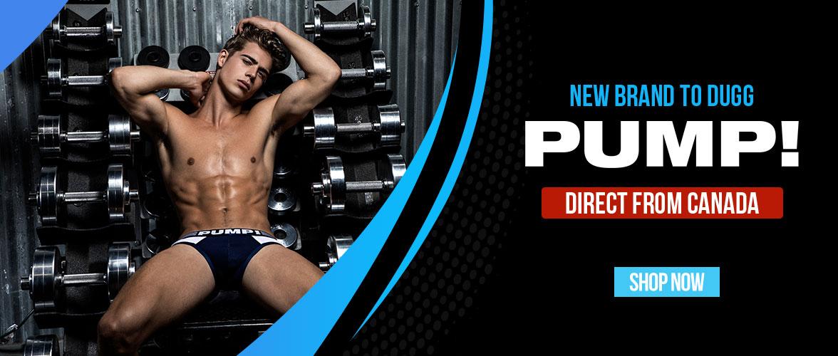 Shop PUMP Mens Underwear