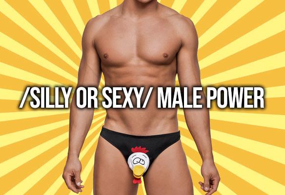 Male Power Sexy & Silly Underwear