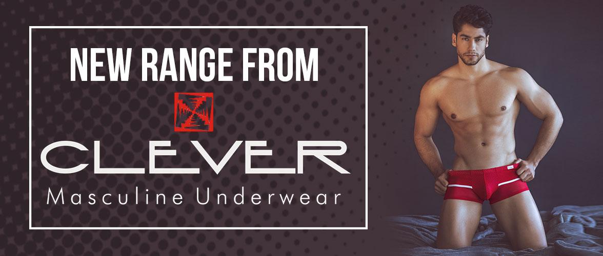 Shop Clever Mens Underwear