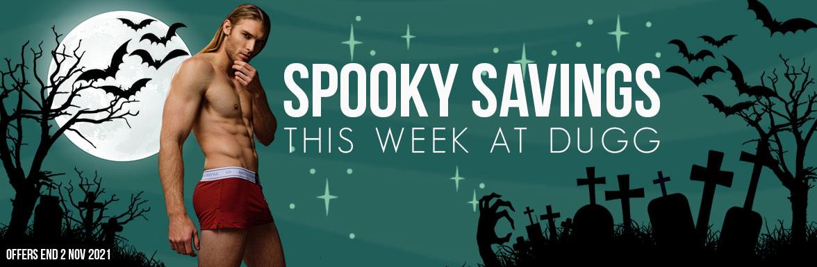 Spooky Savings On Mens Underwear