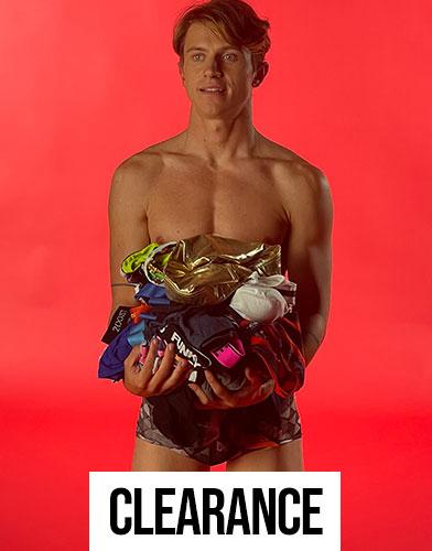 Shop Mens Underwear Clearance Sale