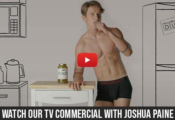 Mens Underwear Online Store TV Commercial