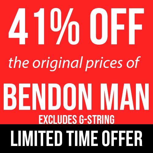 41% Off Selected Bendon Man Underwear