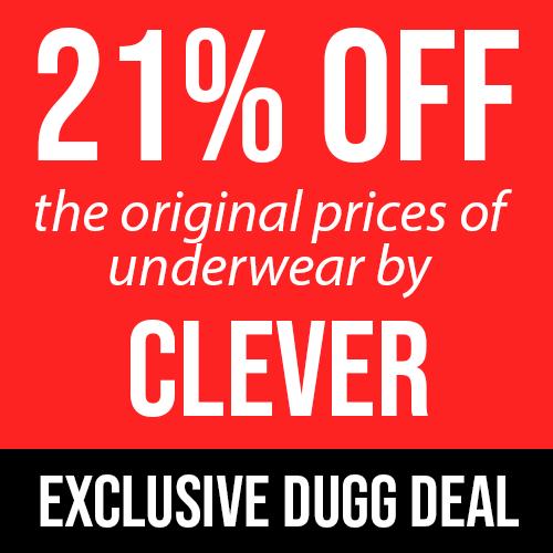21% Off Clever Mens Underwear