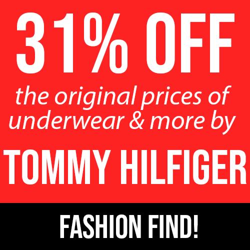 31% Off Tommy Hilfiger Mens Underwear