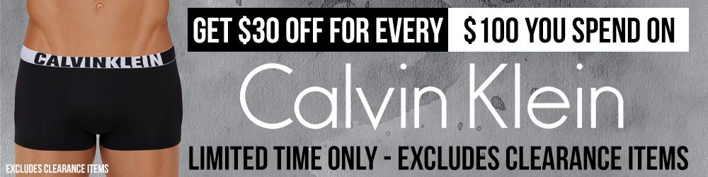Calvin Klein Special Offer