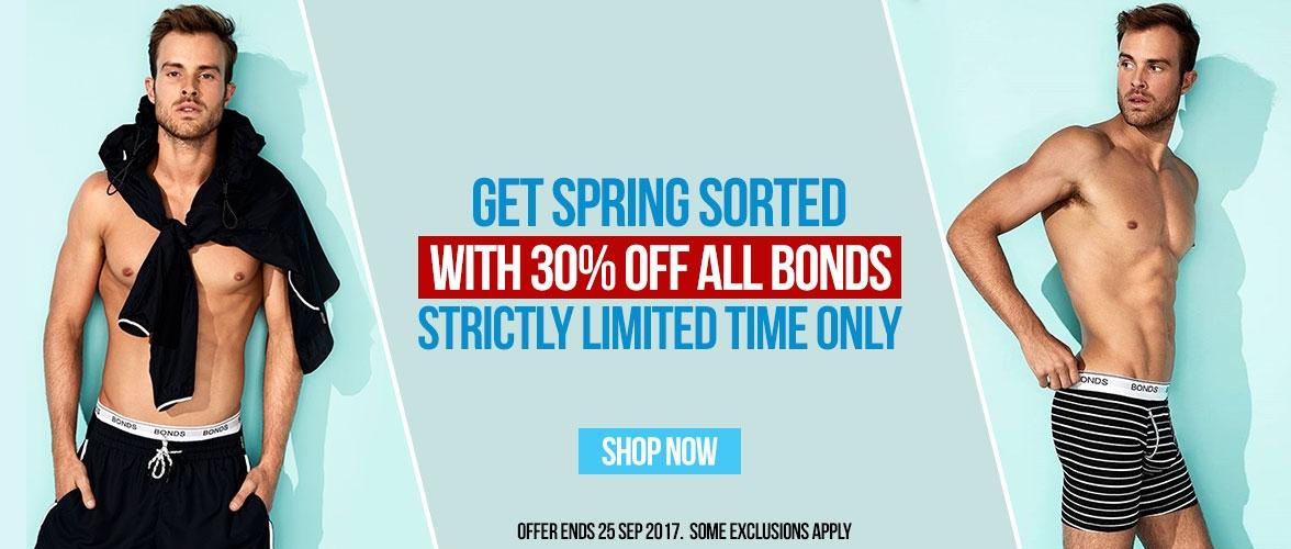 Shop Bonds Sale