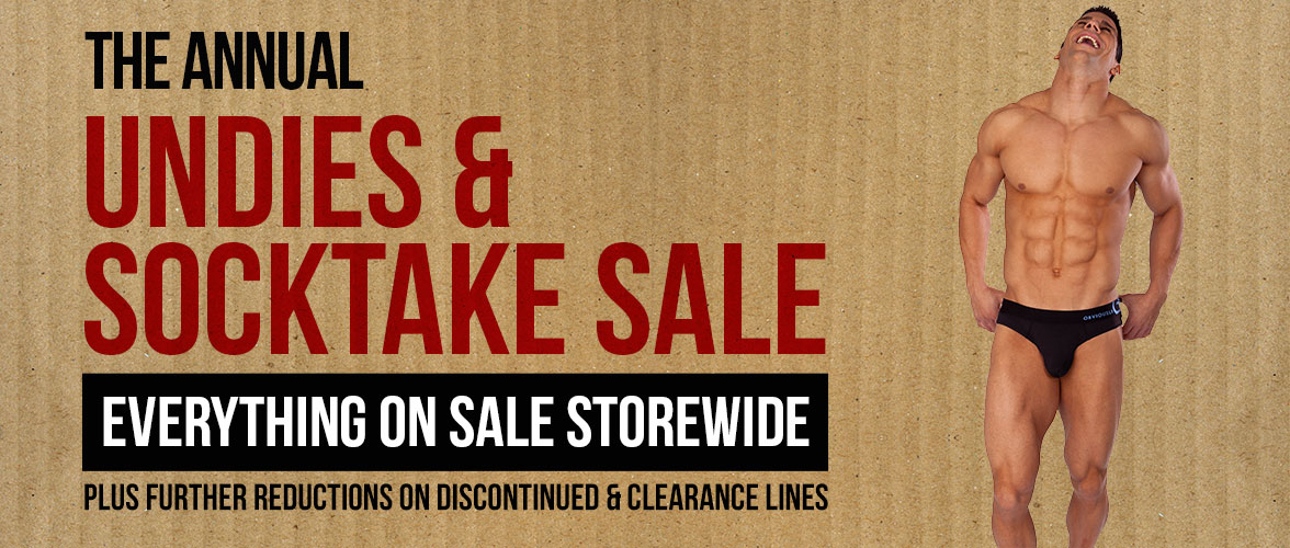 Annual Stocktake Sale On Now