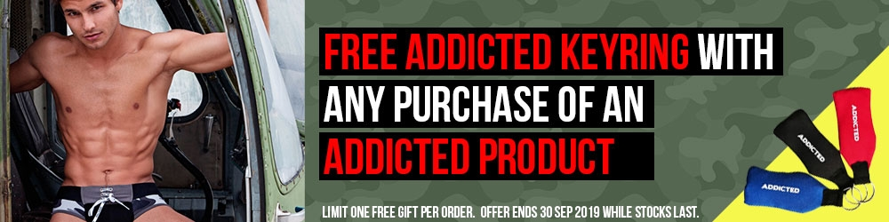 Addicted Free Gift Offer