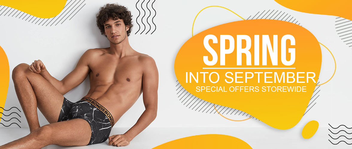 Spring Into September Offers