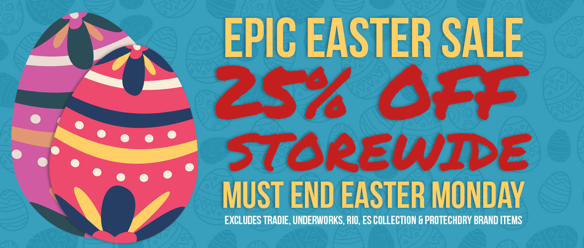Shop The Epic Easter Sale