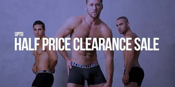 Mens Underwear Clearance Sale