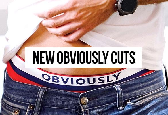 New Obviously Underwear Range