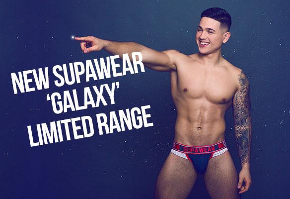 New Supawear Galaxy Range