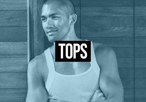 Shop Mens Tops