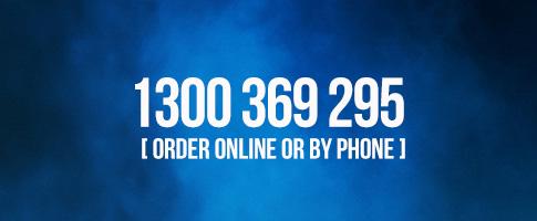 Call Us On 1300 369 295