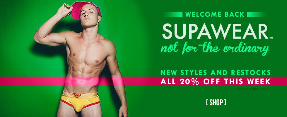 Shop Supawear Men's Underwear