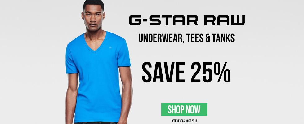 Shop G-Star RAW on Sale
