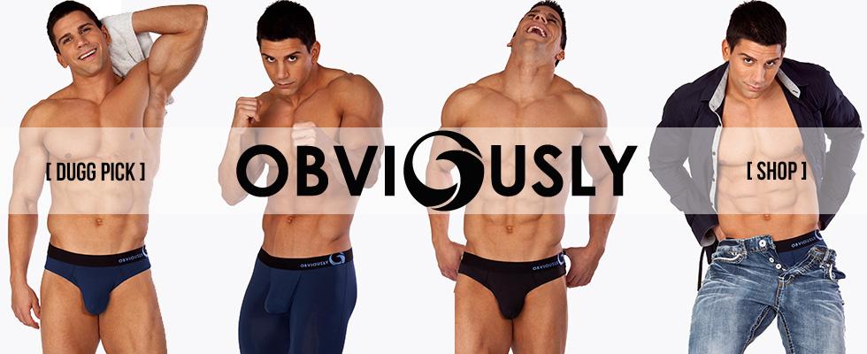 Shop Obviously Mens Underwear