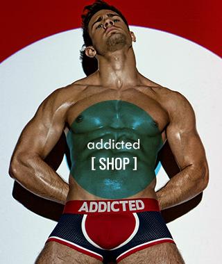 Addicted Men's Underwear