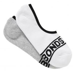 Bonds Mens Sneaker Sock SYVT2N Assorted